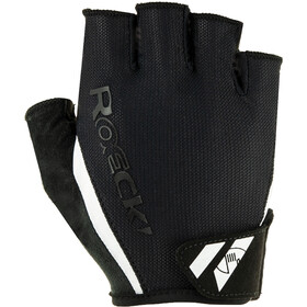 Roeckl Ilio Gants, black/white